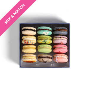 mix and match mail order macarons