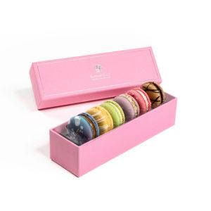 gift box 6 macarons